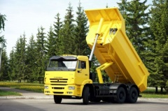 KAMAZ Export - Commercial Trucks
