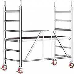 Layher 1406200 Folding Compact Fahrbares Scaffolding ZIFA Mobile Scaffolding
