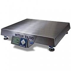 Mettler Toledo BC-150 (BC150) Shipping Scale with Stainless Steel Platter