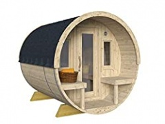 Sauna Barrel Nordkapp ECO