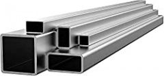 Mild Steel Box Section MS Pipes Mild Steel Square Pipes | 30mm Width x 30mm Height x 3mm Wall Thickness | 1m - 3m Lengths (1.5m)