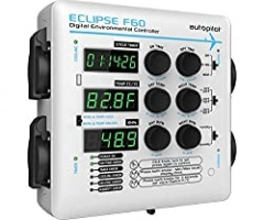 AutoPilot APE4100 Eclipse F60 Digital Environmental Controller, White