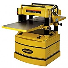 Powermatic Planer, 5HP 1PH 230V, SHELIX Head a JPW Tool Brand