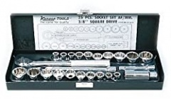 Advanced KAMASA TOOLS - SS3622 - 25 PIECE SOCKET SET