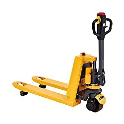 Xilin Electric Powered Pallet Jack 3300lbs Capacity Lithium Battery Mini Type Walkie Pallet Truck